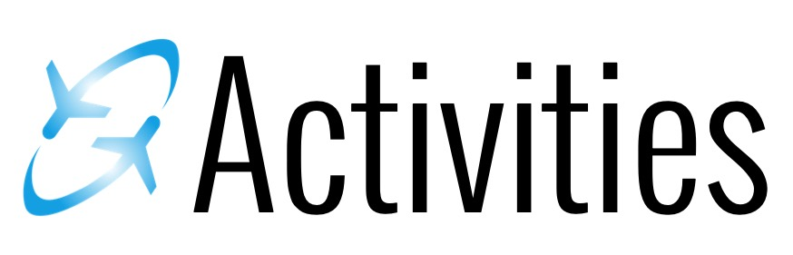Fly High English logo with the word 'activities' beside it